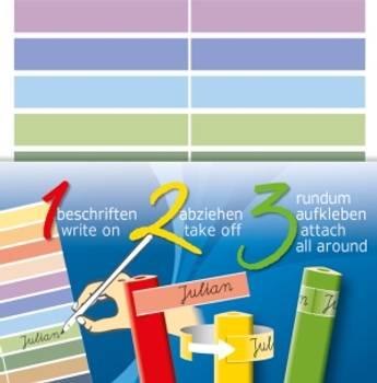 Bilde av Etiketter til blyanter
